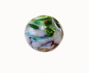 April 2020 Bead of the Month - The Earth Bead reminds you that YOU make the world a better place!
