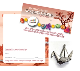 Art Card Kit - Crane