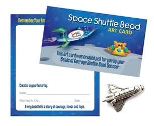 Art Card Kit - Shuttle