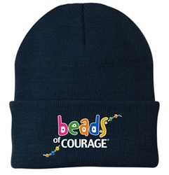 Beads of Courage Logo Beanie