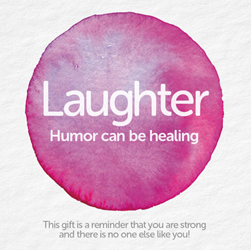 Bead Strong: Laughter-Humor can be healing