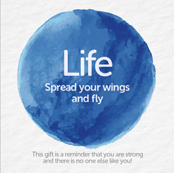 Bead Strong: Life-Spread your wings and fly