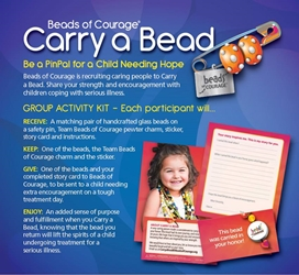 Carry A Bead Group Activity Kit for 10 Participants