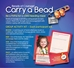Carry A Bead Group Activity Kit for 10 Participants - GAKCAB1000p