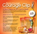 Courage Clip Group Activity Kit for 10 Participants - GAKCC1000p