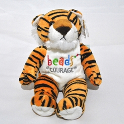 Courage Tiger Plush