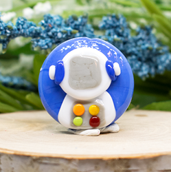 December 2020 Bead of the Month – The Astronaut Bead reminds you that the universe is yours!