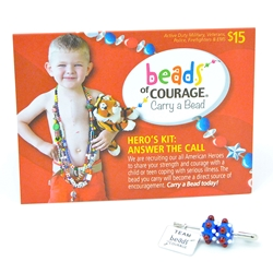 HEROES Carry A Bead Kit
