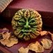 October 2019 Bead of the Month - The Green Man Bead - BOM11910p