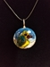 Sassy Bird Bead Pendant-Artist Exclusive 011 - AEG0011p