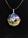 Sassy Bird Bead Pendant- Artist Exclusive 003 -