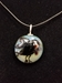 Sassy Bird Bead Pendant-Artist Exclusive 042 -
