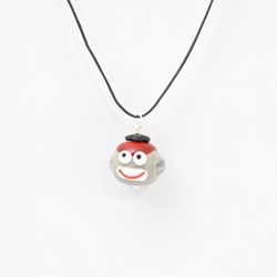 Sock Monkey Bead