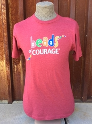 Beads of Courage Logo T-Shirt