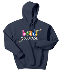 Beads of Courage Logo Hoodie